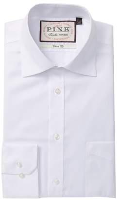 Thomas Pink Dillon Plain Oxford Classic Fit Dress Shirt