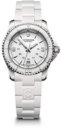 Victorinox Women's Watch Maverick Chronograph Quartz Stainless Steel 241700