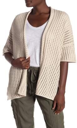 Michael Stars Open Knit Cardigan