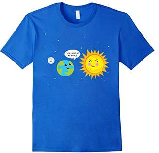 Earth Sun Planet Funny Science T Shirt