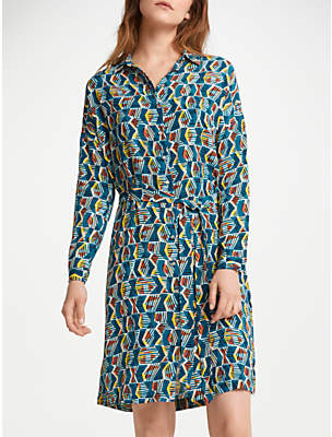 Suncoo Charles Dress, Green