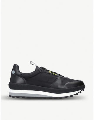 Givenchy TR3 leather runner trainers
