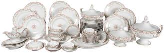 One Kings Lane Vintage Antique Dinnerware Set - 40-Pcs