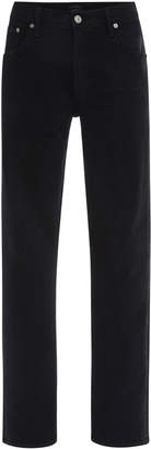 Citizens of Humanity Ramon Mid-Rise Straight-Leg Jeans