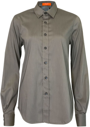 Supersweet X Moumi Pepper Shirt In The Dark