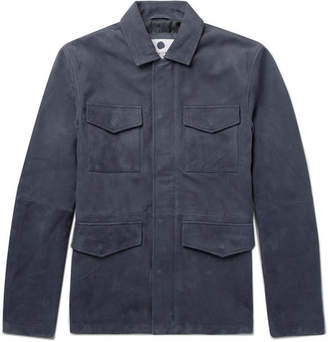 NN07 Billy Suede Jacket