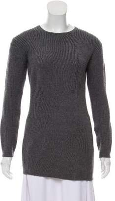 Prada Wool Crew-Neck Sweater