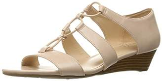 LifeStride Women's Yiddy Wedge Sandal