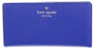Kate Spade Kate Spade New York Leather Bifold Wallet
