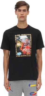 Nike Jordan Cotton Jersey T-shirt