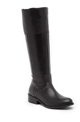 Marc Fisher Galaya Leather Studded Boot