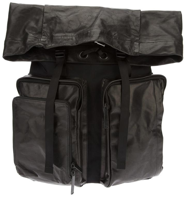 Patrick Stephan back pack bag