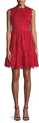 Kate Spade Women's Lace Fit-And-Flare Dress