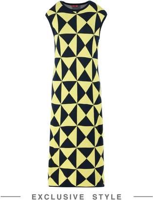 ARTHUR ARBESSER x YOOX Knee-length dresses - Item 34765529XO