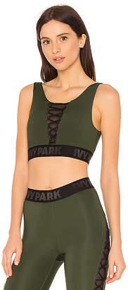 Ivy Park Mesh Sports Bra