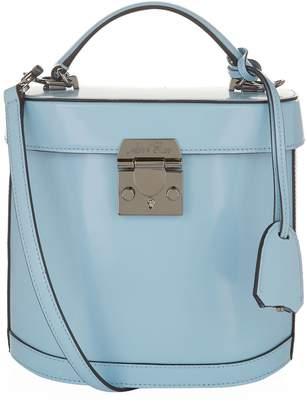 Mark Cross Benchley Brush Off Top Handle Bag