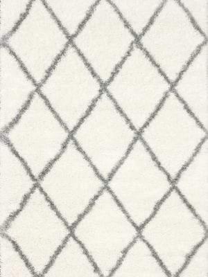 nuLoom Diamond Patterned Shag Area Rug