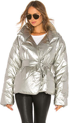 Norma Kamali Short Sleeping Bag Coat