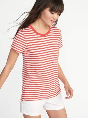 Old Navy Tuck-In Slim-Fit Tee for Women