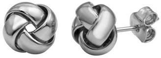 KNOTT Cosanuova - Love Earrings In Sterling Silver
