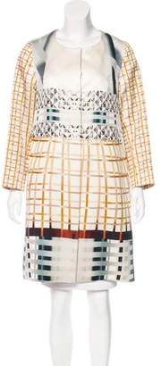 Mary Katrantzou Patterned Knee-Length Coat