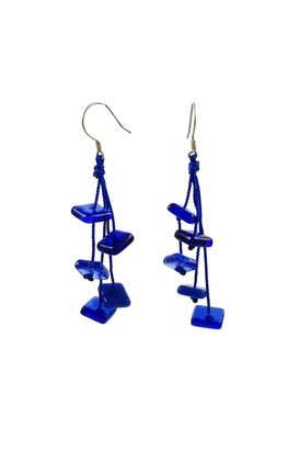 Maku Zen Glass Earrings