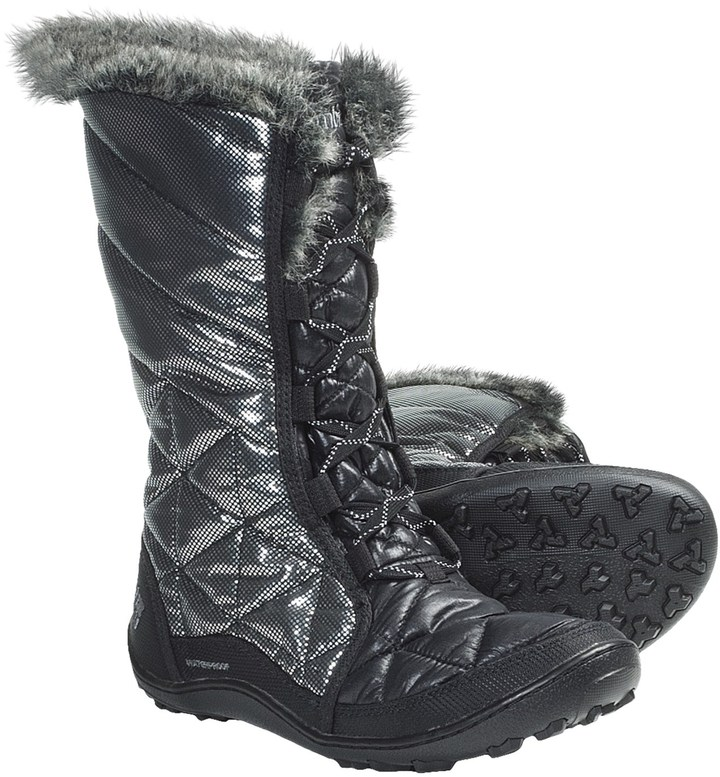 Columbia Minx Mid Flash Omni-Heat® Winter Boots - Insulated (For Women)