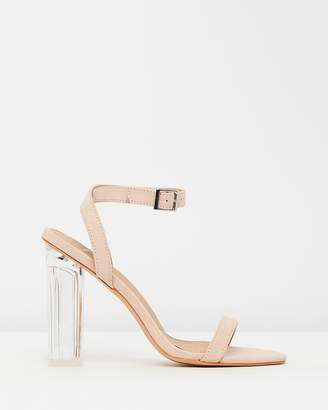 Spurr ICONIC EXCLUSIVE - Cindy Clear Heels