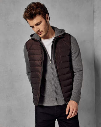 Ted Baker YARG Quilted down vest