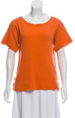 Calypso Cashmere Knit Top
