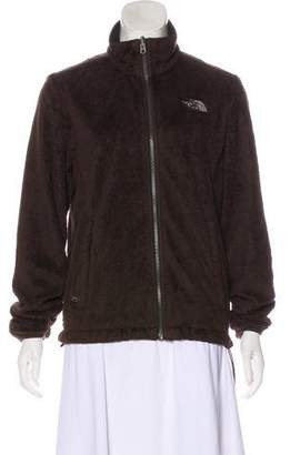 The North Face Fleece Casual Jacket