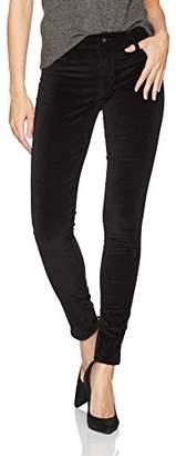 James Jeans Women's Twiggy Skinny Velveteen Pant