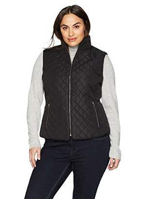 The Plus Project Women's Quilted Vest