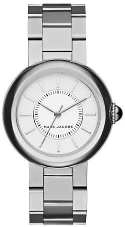 Marc Jacobs Marc Jacobs Courtney Stainless Steel Bracelet Watch