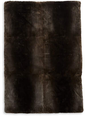 Hudson'S Bay Company Sheared Beaver Throw Blanket