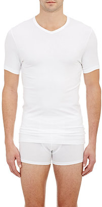 Zimmerli Men's Pureness T-Shirt $150 thestylecure.com