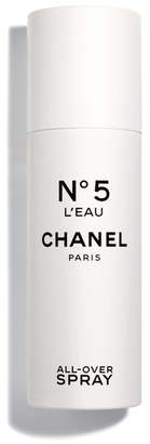 Chanel Beauty N5 LEAU All-Over Spray