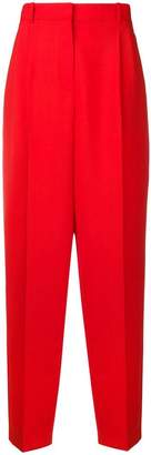 Givenchy high waisted tapered trousers