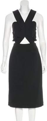 Nicholas Sleeveless Bandage Dress w/ Tags