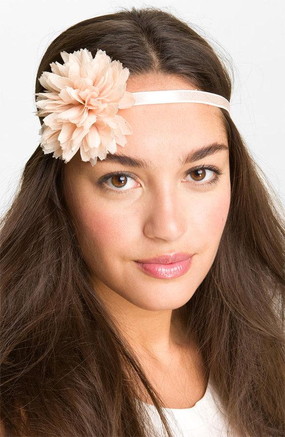 Capelli of New York Chiffon Flower Headband