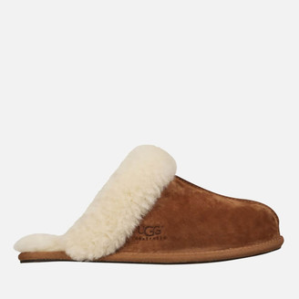 UGG Women's Scuffette II Sheepskin Slippers