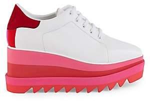 Stella McCartney Women's Platform Low-Top Sneakers