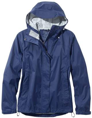 L.L. Bean L.L.Bean Women's Trail Model Rain Jacket