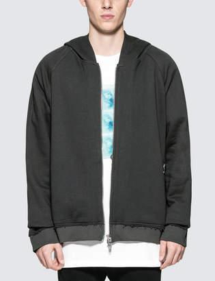 C2h4 Los Angeles Washed Zip-Up Sweatshirt