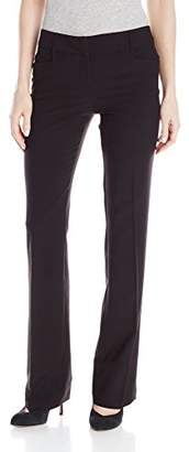 Amy Byer A. Byer Juniors' Slight Bootcut Suiting Pant