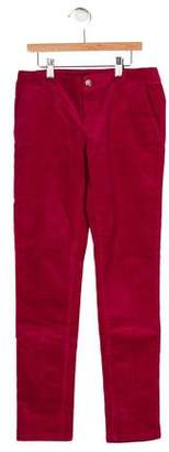 Ralph Lauren Girls' Corduroy Straight-Leg Pants