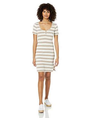 RVCA Junior's Vamp Fitted Dress