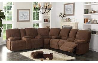 AC Pacific Kevin Reversible Reclining Sectional