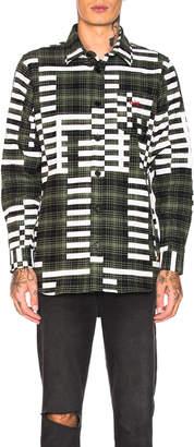 032c BMC Flanell Shirt
