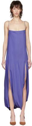 Jacquemus Purple La Robe Nahil Dress